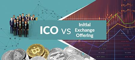 ICO and IEO Blowing up
