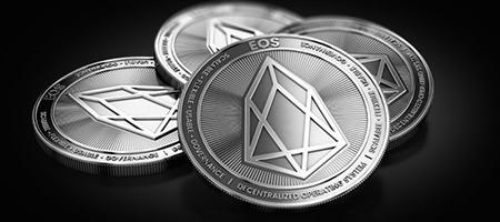 EOS appears to be doing rather well