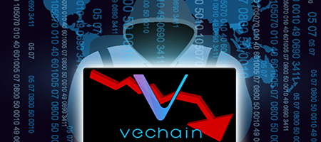 VeChain Foundation Hacked - $6,6M Stolen