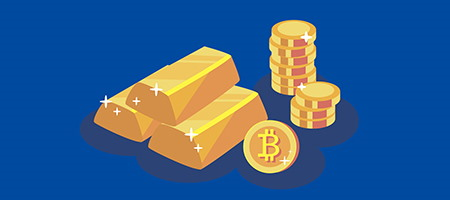 Goldman Sachs: Gold Will Hit $2,300 by 2022. What About Bitcoin?