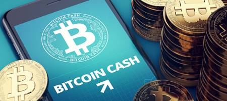 Account replenishment in Bitcoin Cash
